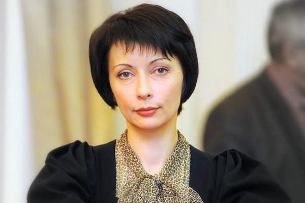 украина новости; министр юстиции Елена Лукаш