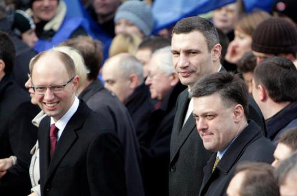 украина оппозиция