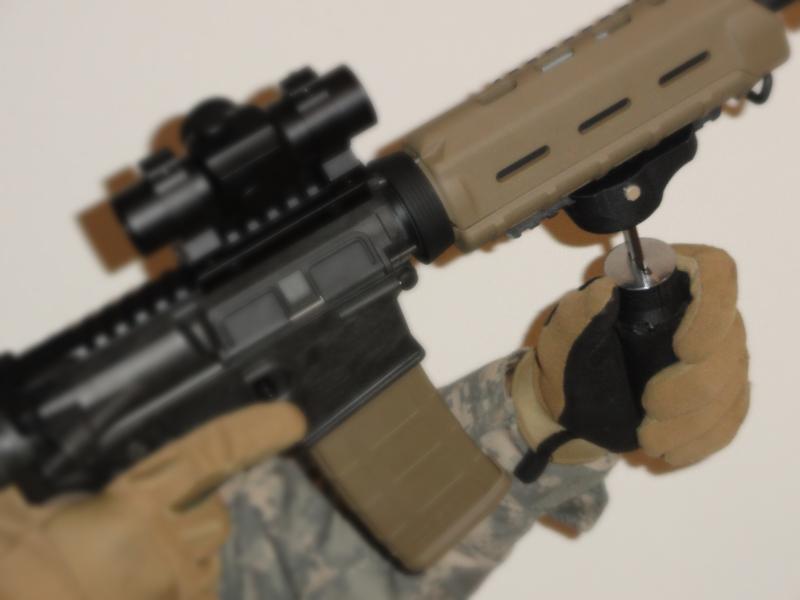 Пистолет шпалер 4