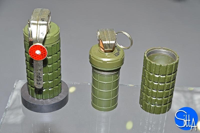grenade-gmm