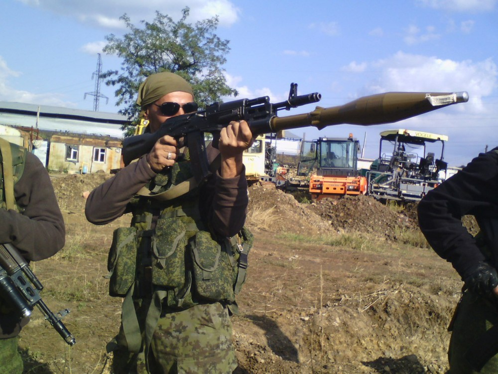 Шпалер пистолет 7
