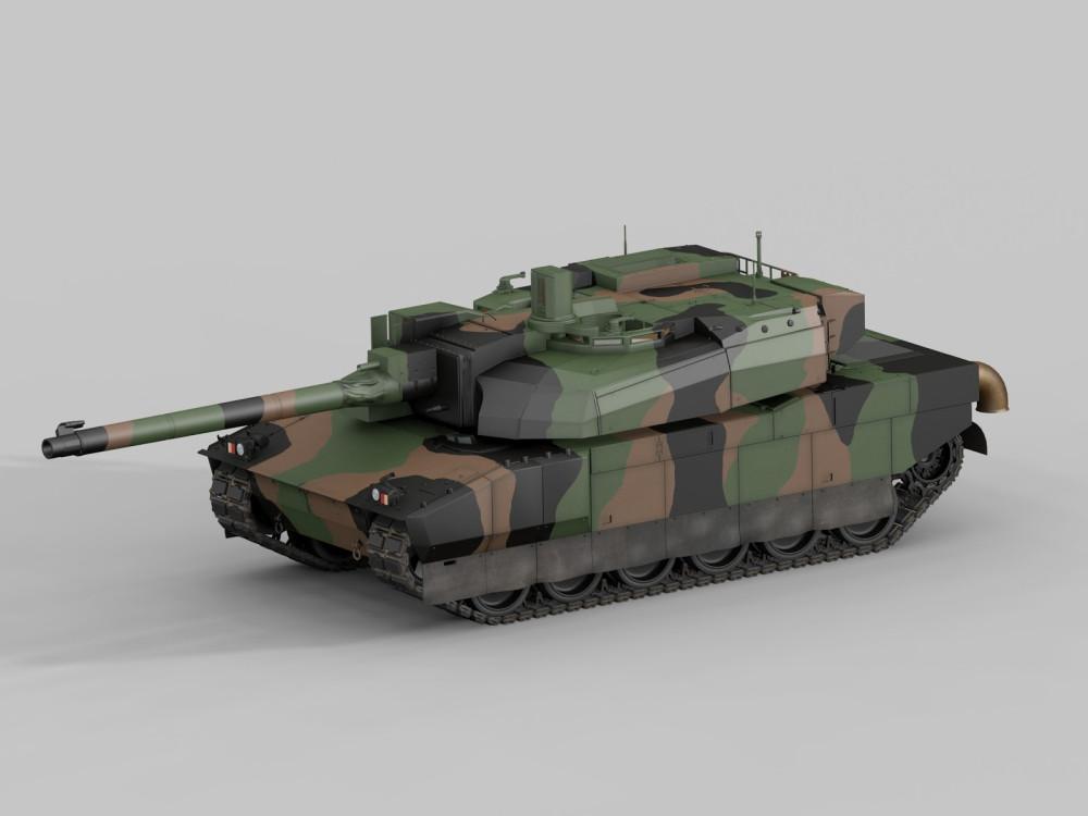 Leclerc OTAN 1