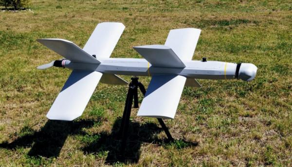 Новый ударный беспилотник-камикадзе «ZALA Ланцет»