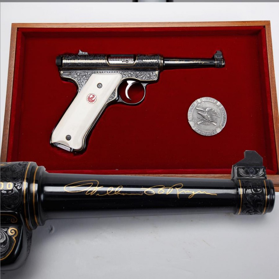 The One-Millionth Ruger Standard Pistol