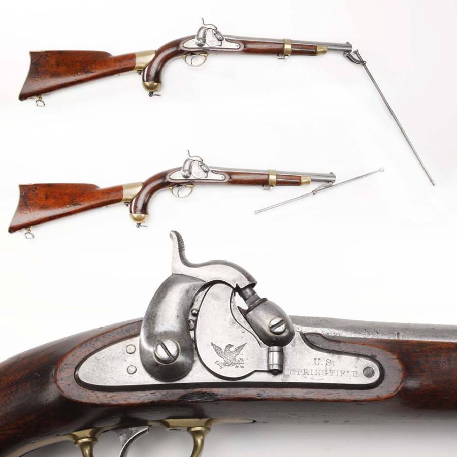 Springfield Model 1855