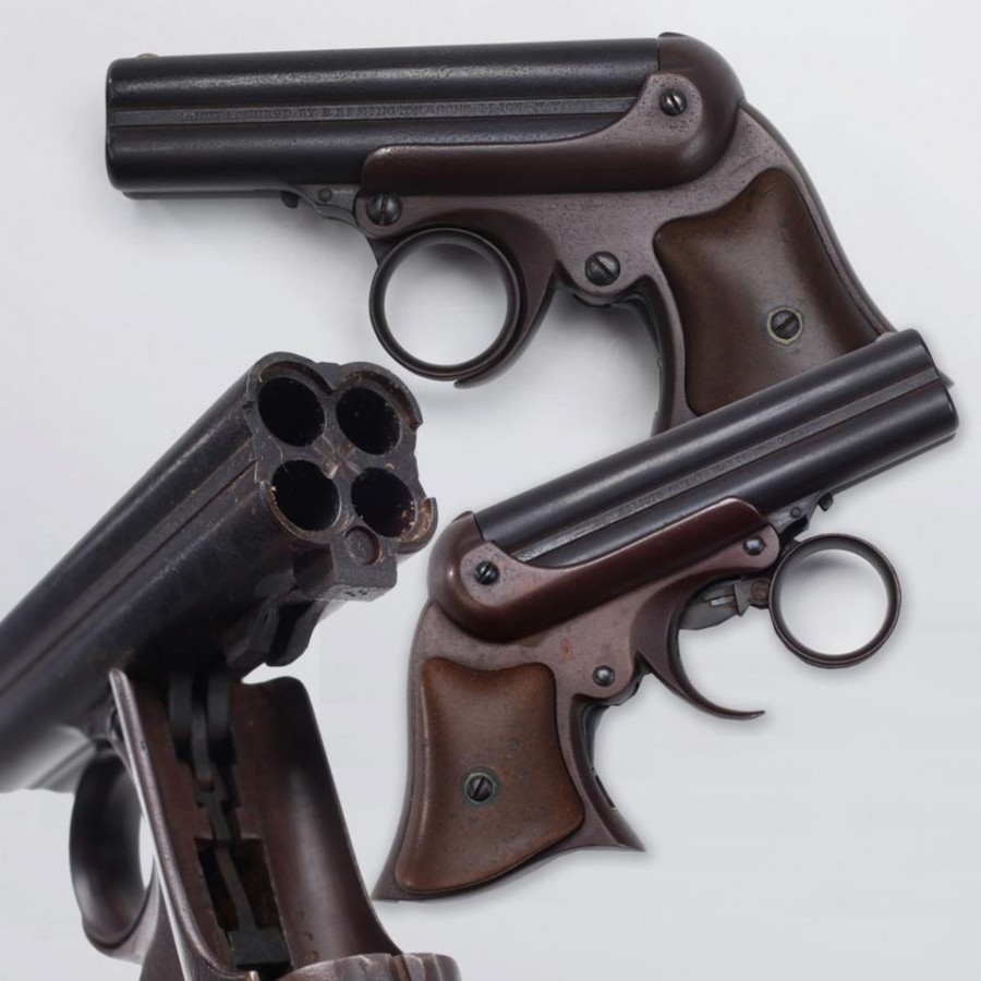 Remington Elliot Deringer 32RF