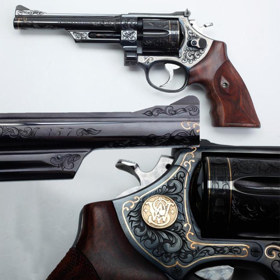 Double-Action .357 revolver