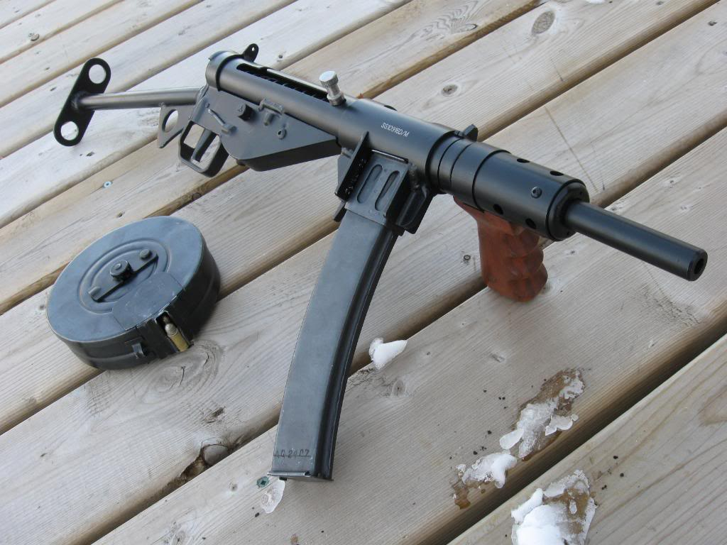 Шпалер пистолет 9