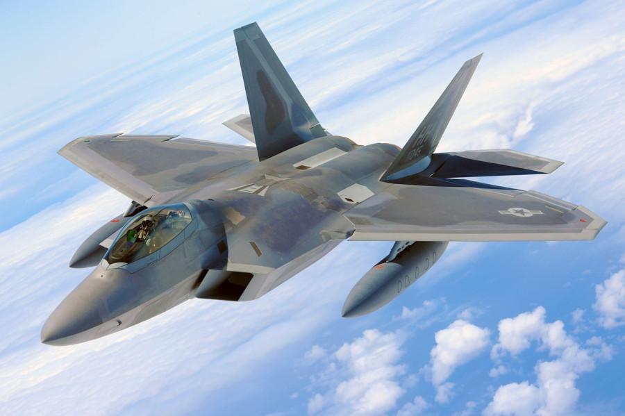 F-22-Raptor