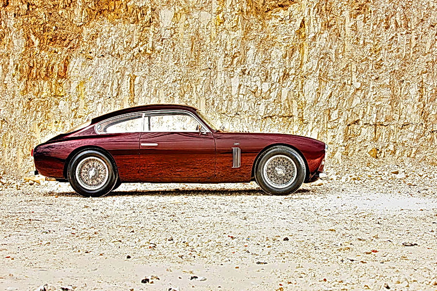 1955 Maserati A6G/54 Zagato Coupé: karelmilitary — LiveJournal