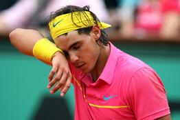 Rafa at the French Open