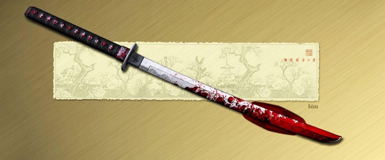Картинка кровавый меч