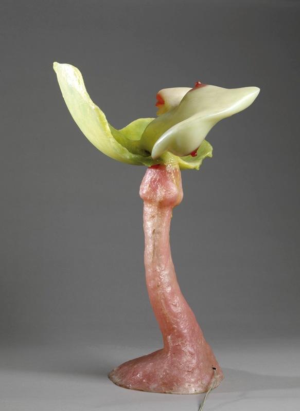 6_Alina_Szapocznikow,_Sculpture-Lamp_VI,_1970_ - עותק