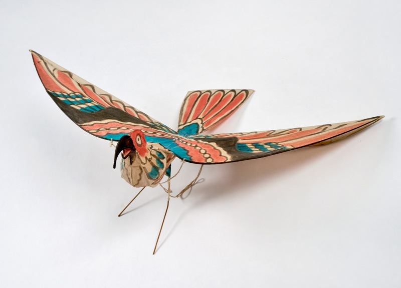 Бумажные птицы в небе над Тель-Авивом - искусство воздушных змеев: tourism_il