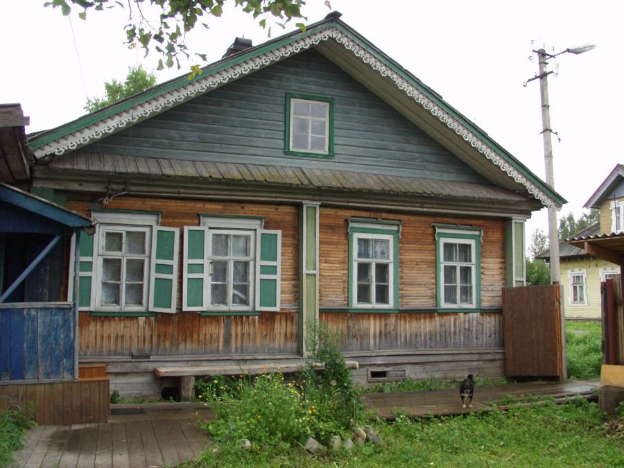 1. Дом