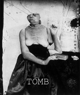 Davida Holmes 'Tomb' Album Cover