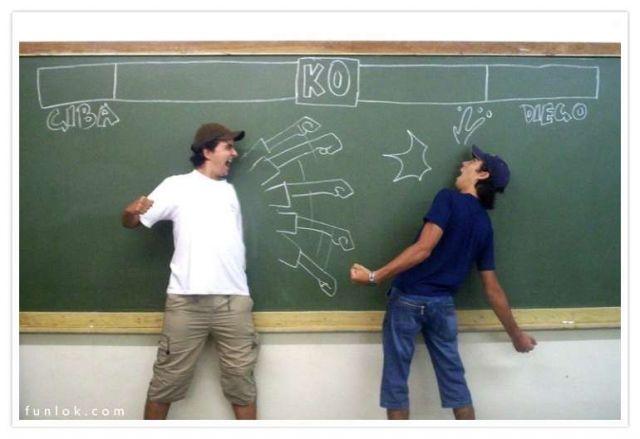 Как сделать в школе прикольные