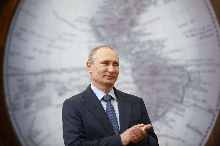 Осенью президент РФ приедет в Санкт-Петербург