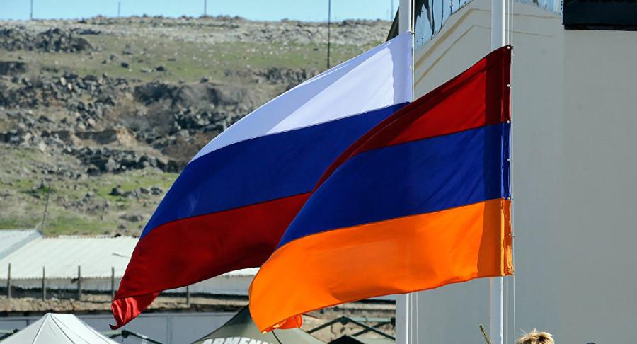 Россия-Армения: Владимир Путин поздравил Сержа Саргсяна с юбилеем