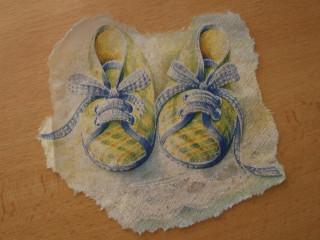 Декупаж на канве имитация вышивки как сделать подробно с фото