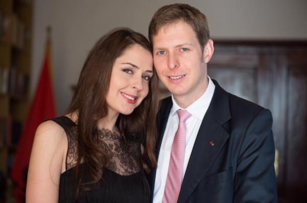 Imperor.net: Новости: аристократия, монархия, luxury, история Немного о наследном принце Албании и его невесте в преддверии свадьбы