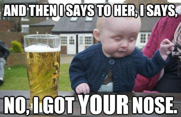 INFANT WAR STORY