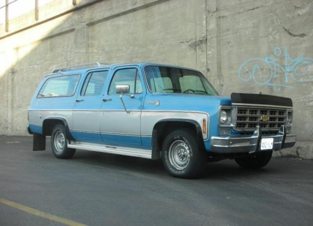 1978 Chevy Suburban