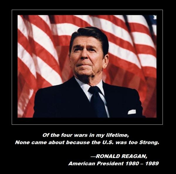 Reagans Wars