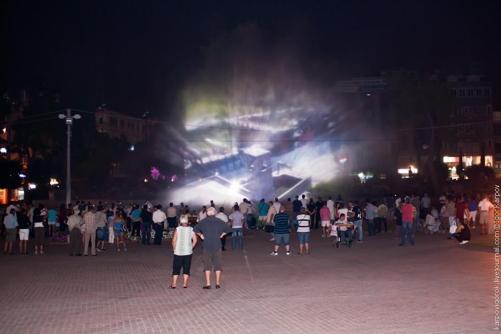 Анталия. Турция. 2010 год