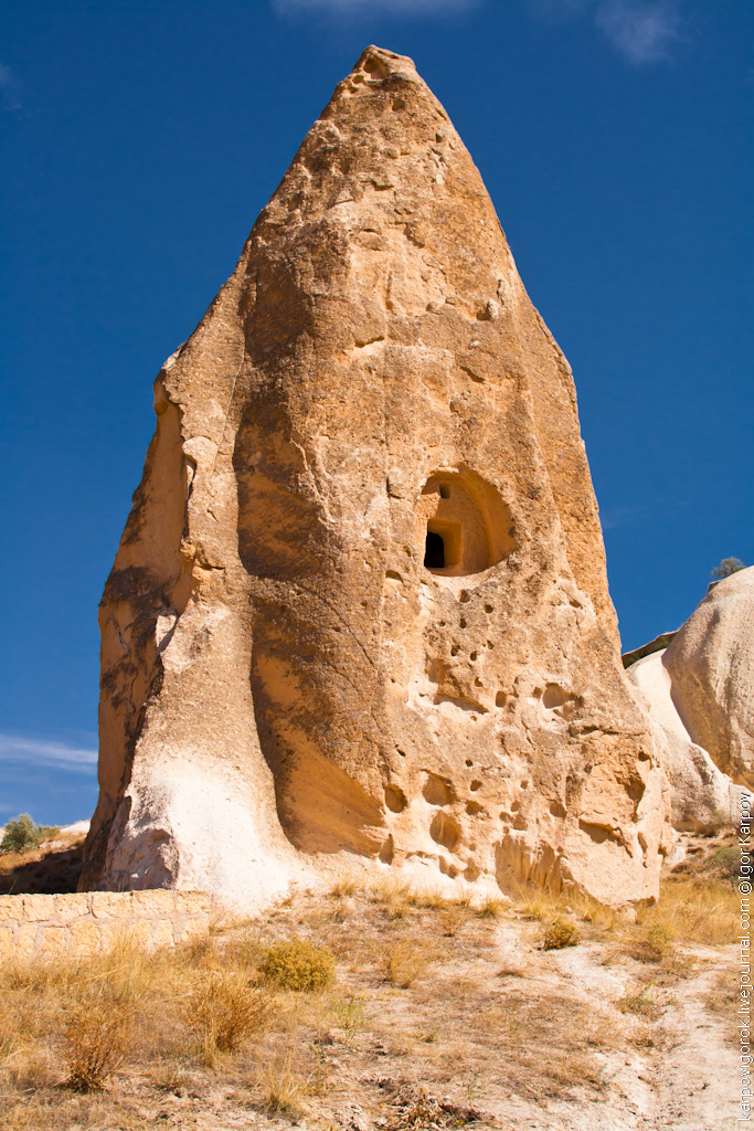Каппадокия - Гереме. Турция. 2010 год