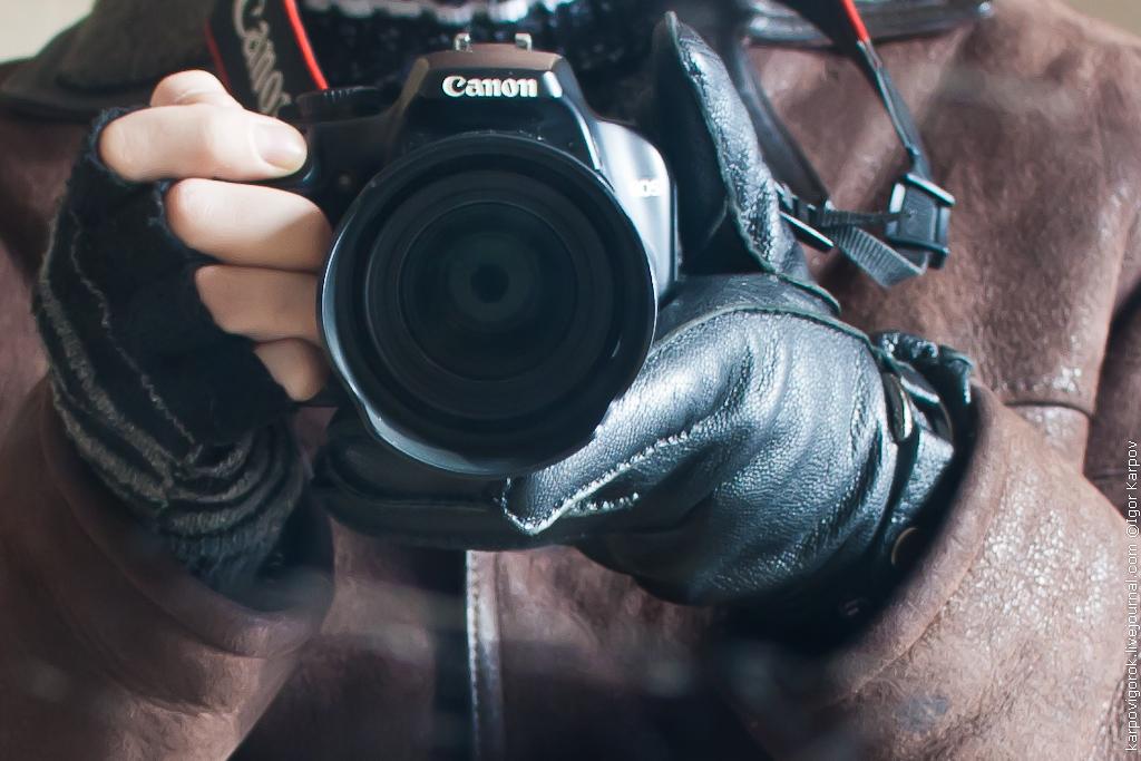 фотоаппарат canon, зимняя съемка