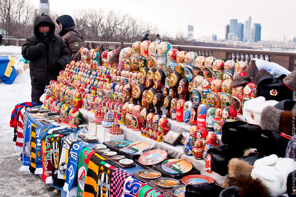 Москва. Россия. 2011 год