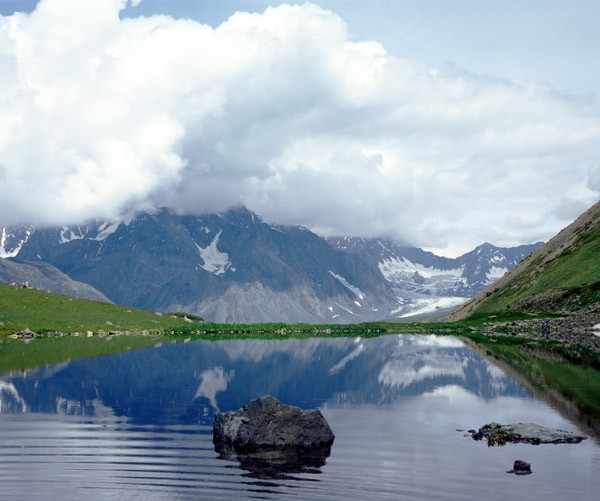 Алтай, озеро Равновесия