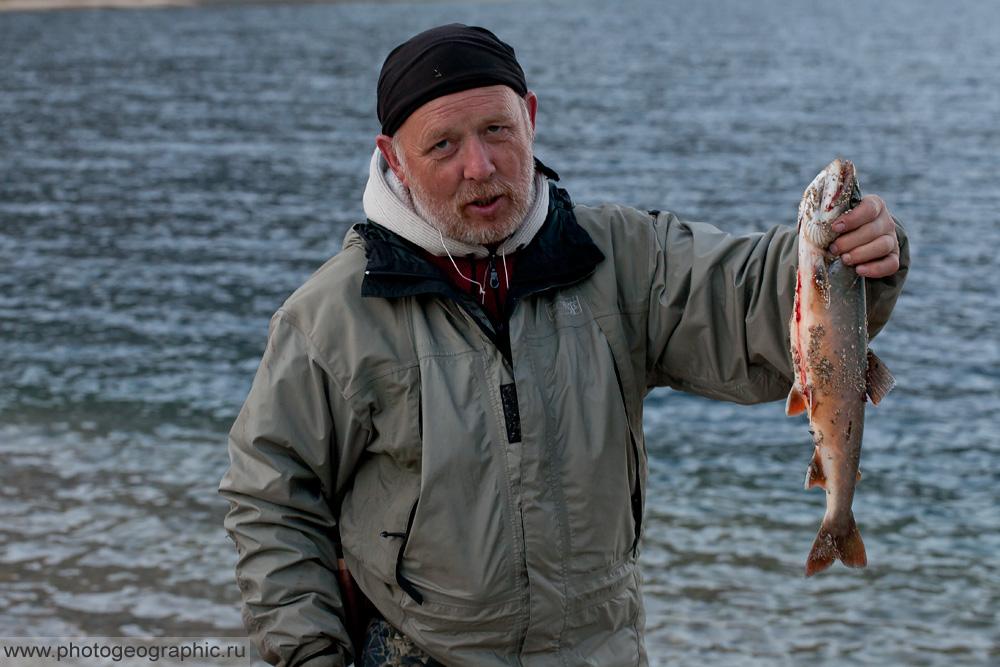 рыбалка на колыме в черском