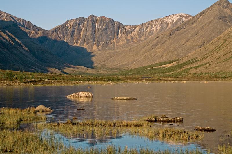Магаданская область, озеро Балгыт, хребет Оханджа, фотоэкспедиция, Сергей Карпухин