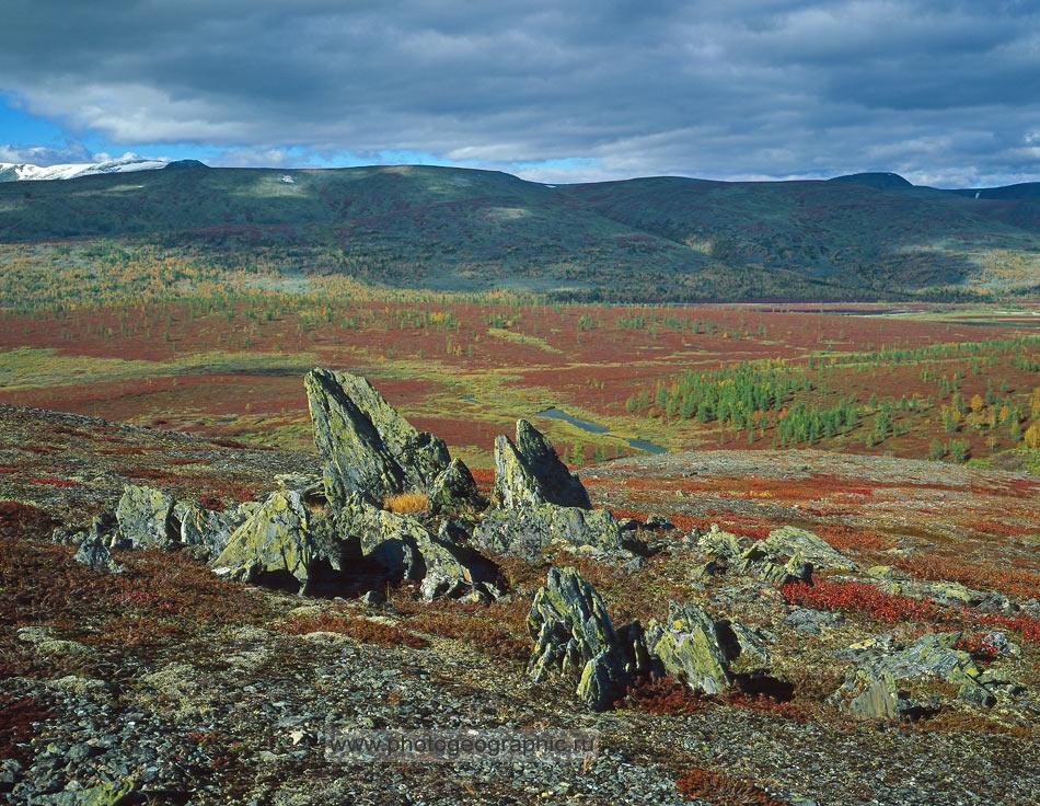Полярный Урал, пейзажная фотография