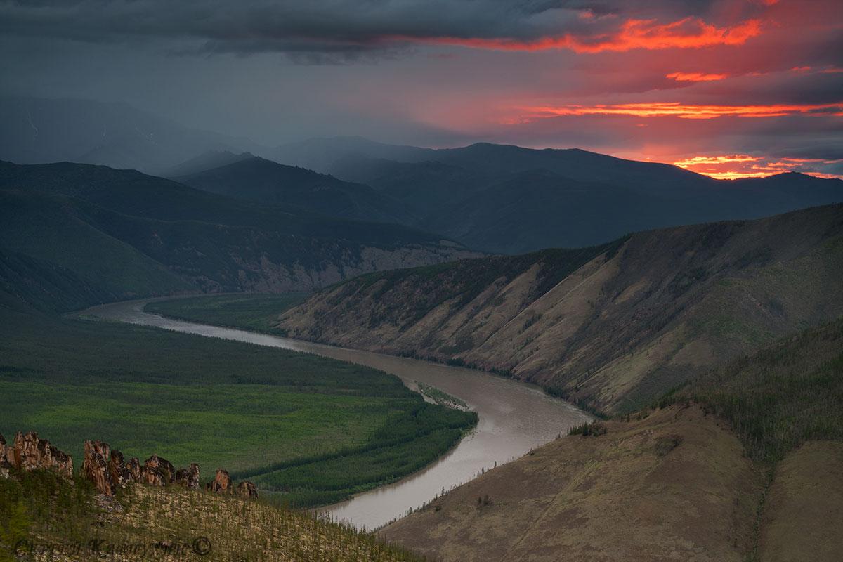 река индигирка фотографии выбирают, как