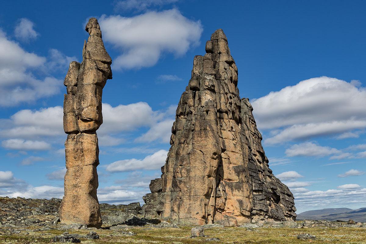 Неизвестные ландшафты планеты. Гранитные города Улахан-Сис. Анонс