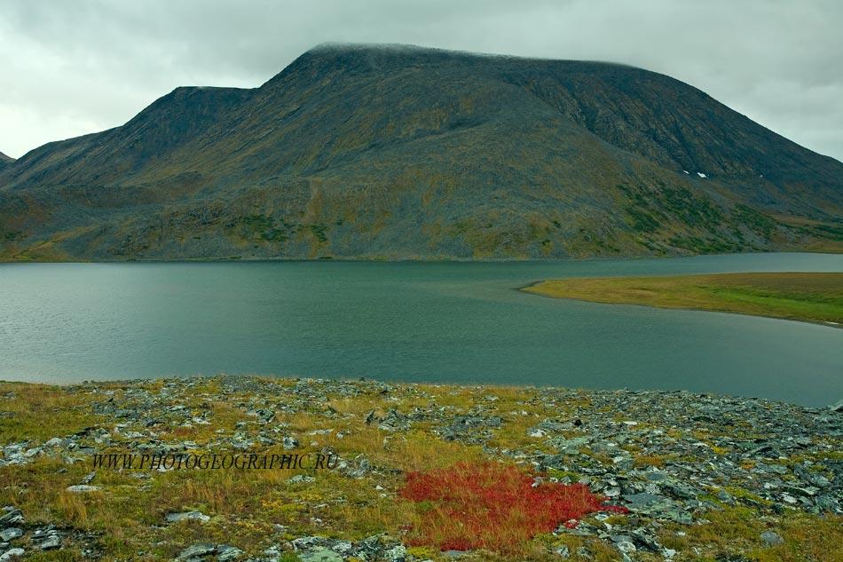 Полярный Урал, озеро Естото