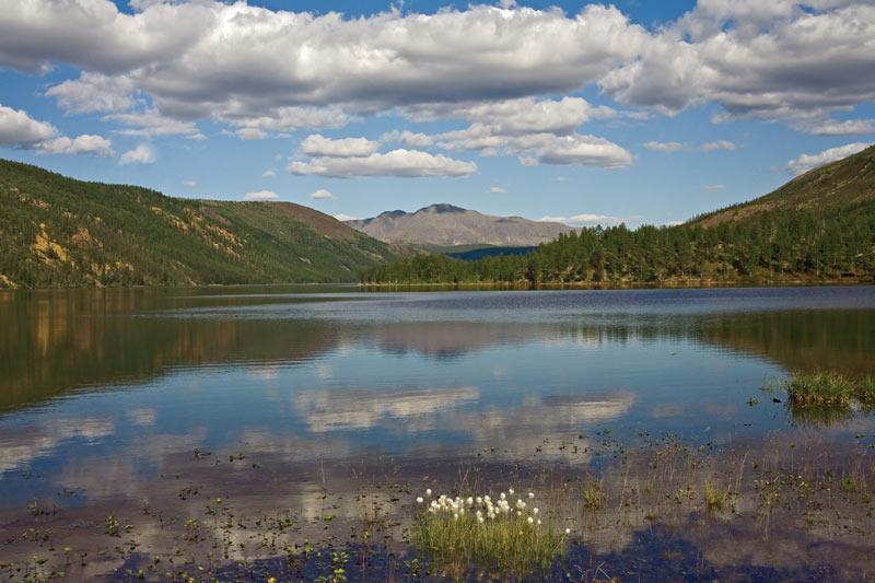 Магаданская область, озеро Урультун, фотоэкспедиция, Сергей Карпухин