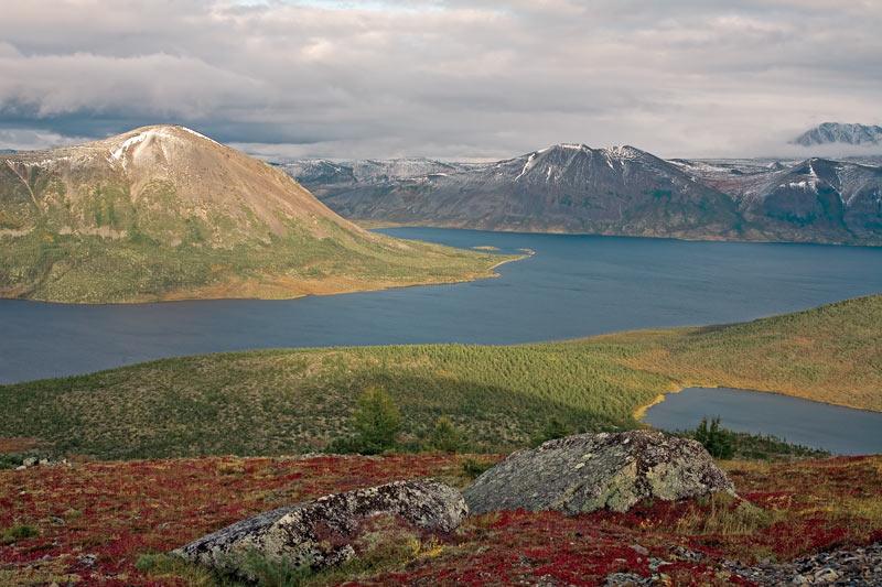 Магаданская область, озеро Малык, фотоэкспедиция, Сергей Карпухин