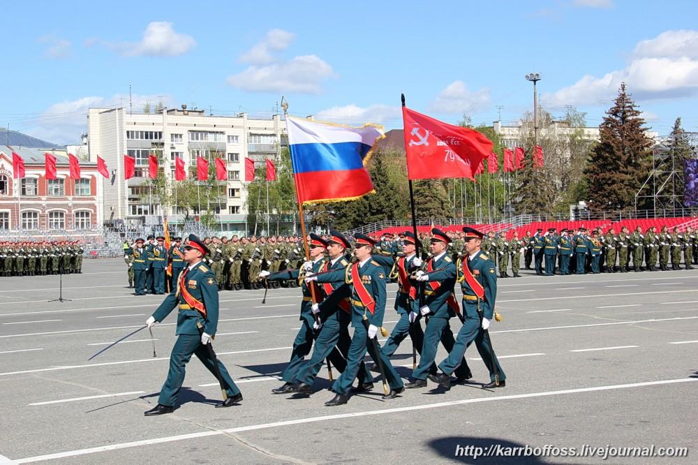 парад Победы 2014 - реп проход (3)