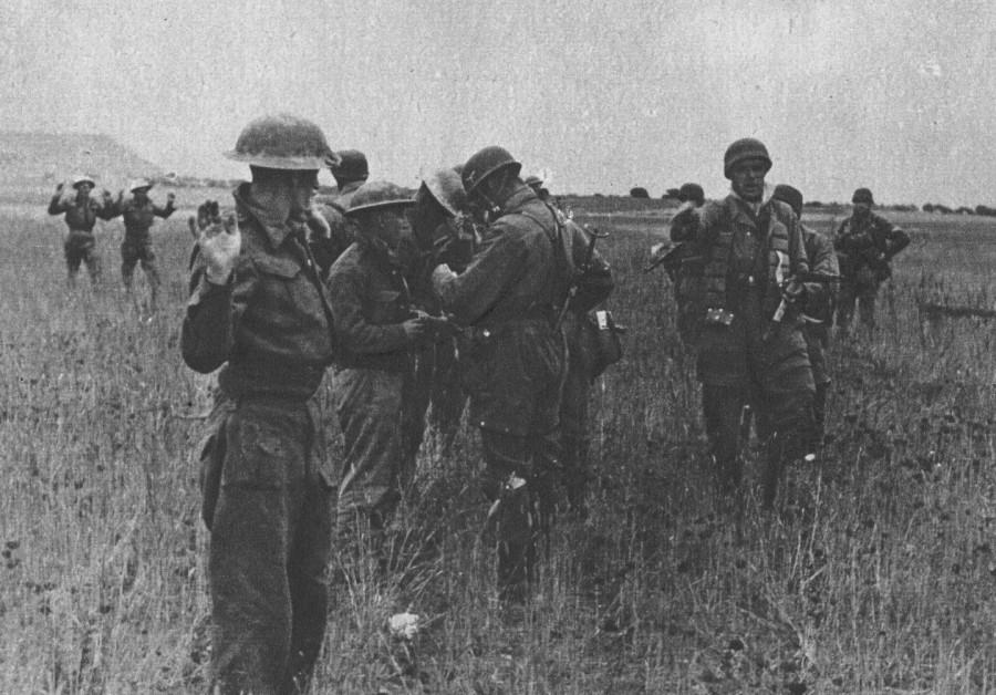 British-soldiers