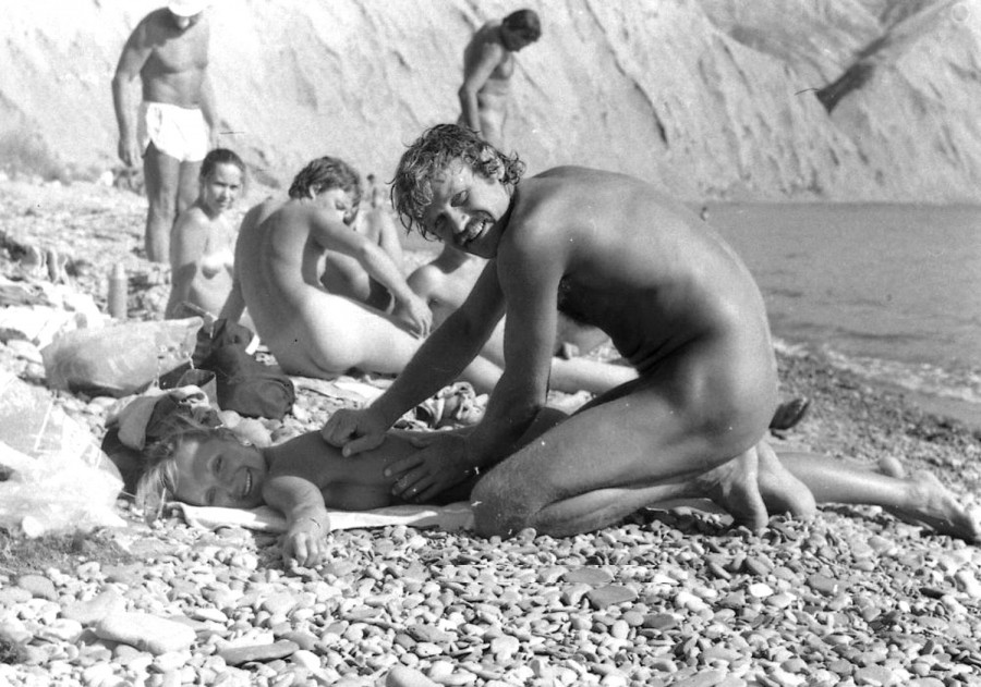 фото советских нудистов