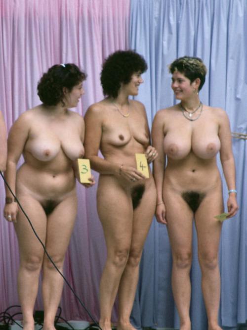 Шоу конкурс голые женщины #11