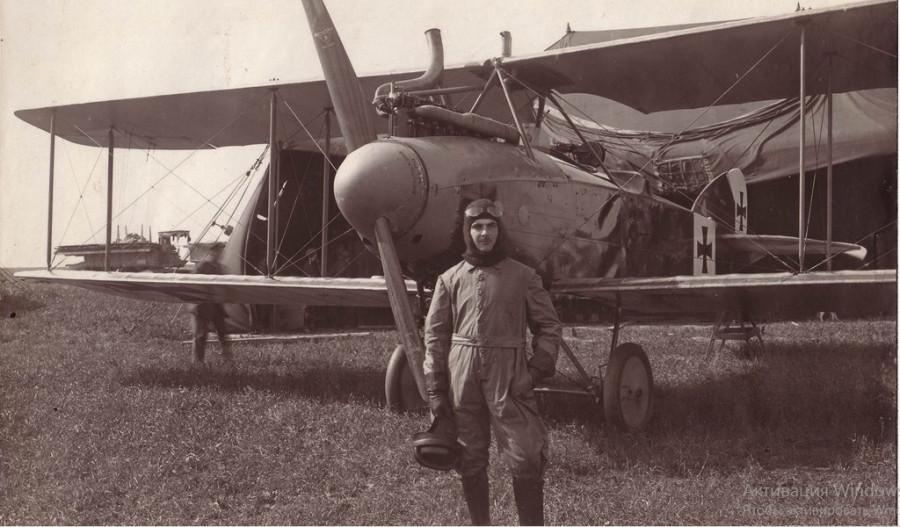Самолеты первой мировой войны фото и описание