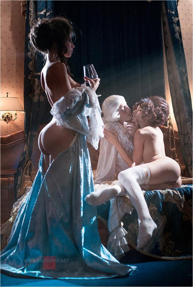 Эротические фильмы в стиле средневековья