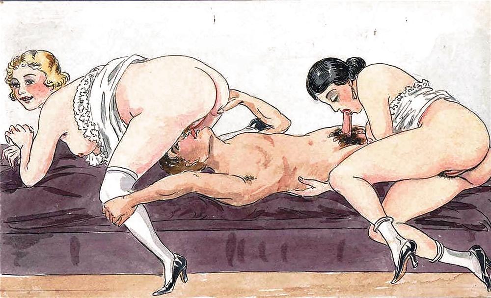 В зарождение картинках секса