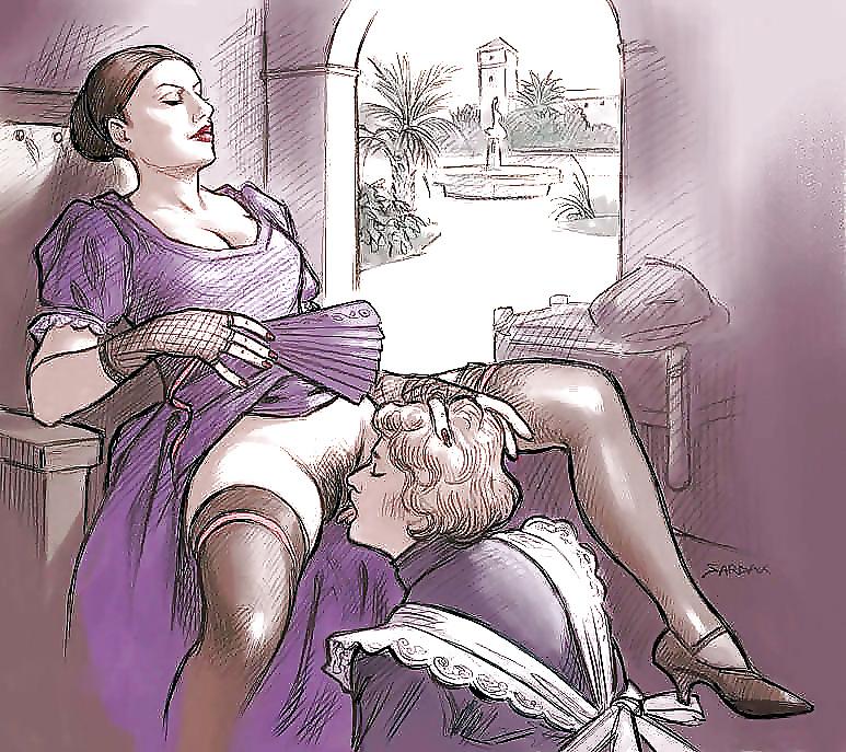Порно и картина — photo 1