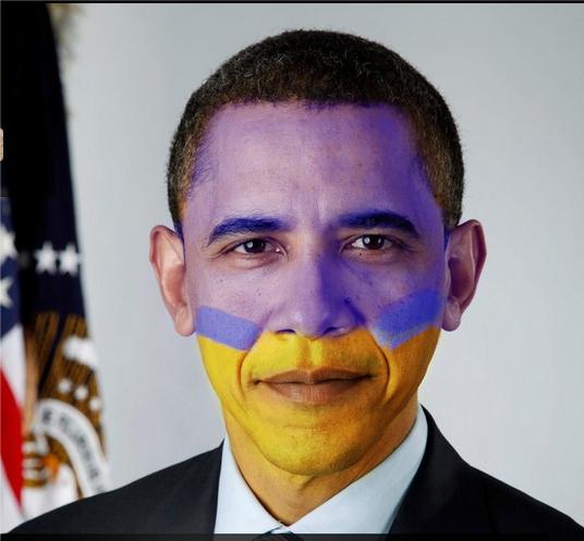 Обама, солнце и статуи в цветах Украины (ФОТОжабы) - Новости дня - Maxthon Cloud Browser 4.4.1.3000.jpg
